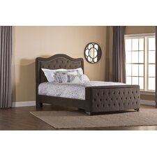 Trieste Storage Panel Bed