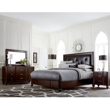 Roma Panel 4 Piece Bedroom Collection