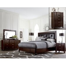 Roma Panel 5 Piece Bedroom Collection