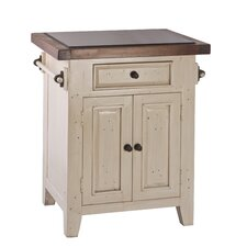 Tuscan Retreat® Kitchen Island with Granite Top