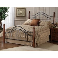 <strong>Hillsdale Furniture</strong> Madison Metal Bed