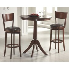 Plainview Bar Height Bistro Table with Archer Stools