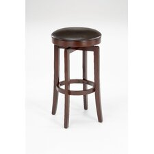 Malone Backless Bar Stool in Cherry