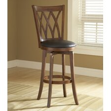 "<strong>Hillsdale Furniture</strong> Mansfield 24"" Swivel Bar Stool"