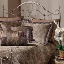<strong>Hillsdale Furniture</strong> Doheny Metal Headboard