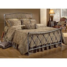 <strong>Hillsdale Furniture</strong> Silverton Metal Bed