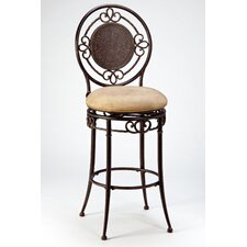 "Richland 30"" Swivel Bar Stool with Cushion"