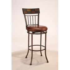 "<strong>Hillsdale Furniture</strong> Montero 24"" Swivel Bar Stool"