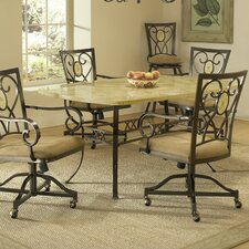 <strong>Hillsdale Furniture</strong> Brookside Dining Table