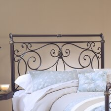 <strong>Hillsdale Furniture</strong> Brady Metal Headboard