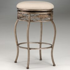 "Bordeaux 26"" Backless Swivel Counter Stool"