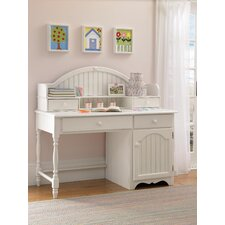 "Westfield 53.25"" W Writing Desk with Optional Hutch"