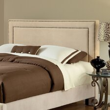 <strong>Hillsdale Furniture</strong> Amber Fabric Panel Bed