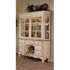 <strong>Hillsdale Furniture</strong> Coastal Birch China Cabinet