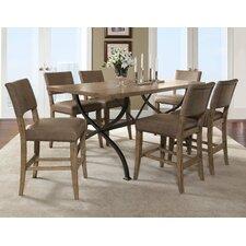 Charleston 7 Piece Counter Height Dining Set