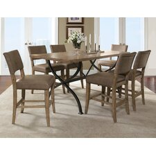 Charleston 7 Piece Counter Height Dining Set