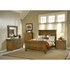 Outback Panel 4 Piece Bedroom Collection