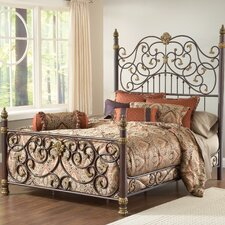 <strong>Hillsdale Furniture</strong> Stanton Metal Bed