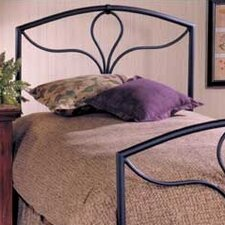 <strong>Hillsdale Furniture</strong> Morgan Metal Headboard