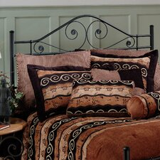 <strong>Hillsdale Furniture</strong> Harrison Metal Headboard