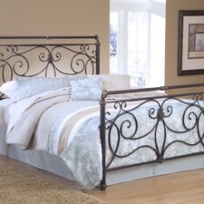 <strong>Hillsdale Furniture</strong> Brady Metal Bed
