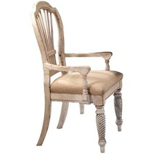 <strong>Hillsdale Furniture</strong> Wilshire Dining Arm Chair (Set of 2)