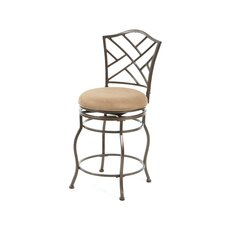 "Hanover 24"" Swivel Counter Stool"