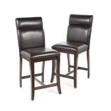 "Nottingham 24"" Counter Stool (Set of 2)"
