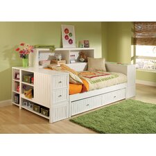 <strong>Hillsdale Furniture</strong> Cody Bookcase Daybed with Trundle