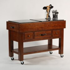 <strong>Hillsdale Furniture</strong> Outback Kitchen Cart