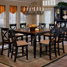<strong>Hillsdale Furniture</strong> Northern Counter Height Dining Table
