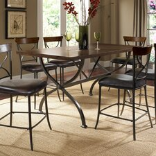 <strong>Hillsdale Furniture</strong> Cameron Counter Height Dining Table