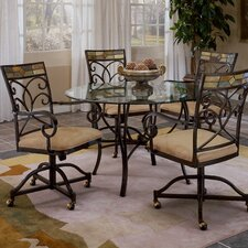 <strong>Hillsdale Furniture</strong> Pompei Dining Table