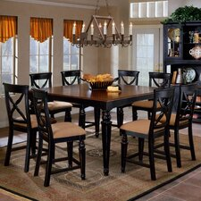Northern Heights Counter Height Dining Set