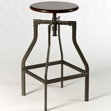 "<strong>Hillsdale Furniture</strong> Cyprus 26"" Adjustable Bar Stool"