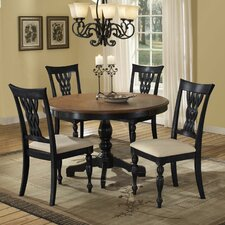 <strong>Hillsdale Furniture</strong> Embassy 5 Piece Dining Set
