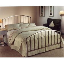 <strong>Hillsdale Furniture</strong> Lincoln Park Metal Bed