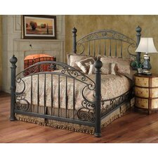 <strong>Hillsdale Furniture</strong> Chesapeake Metal Bed