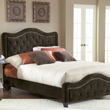 <strong>Hillsdale Furniture</strong> Trieste Fabric Panel Bed