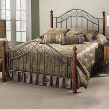 <strong>Hillsdale Furniture</strong> Martino Metal Bed