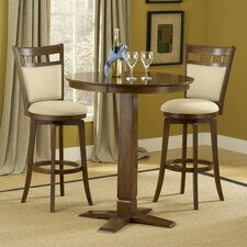 <strong>Hillsdale Furniture</strong> Jefferson 3 Piece Pub Set
