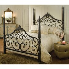 <strong>Hillsdale Furniture</strong> Parkwood Four Poster Bed