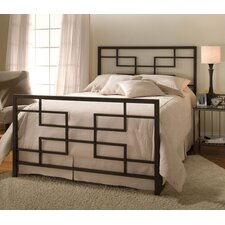 <strong>Hillsdale Furniture</strong> Terrace Metal Bed