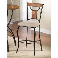 "Pacifico 30"" Bar Stool with Cushion (Set of 2)"