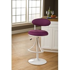 "<strong>Hillsdale Furniture</strong> Venus 24"" Adjustable Swivel Bar Stool"