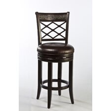 "Spalding 26"" Swivel Bar Stool"