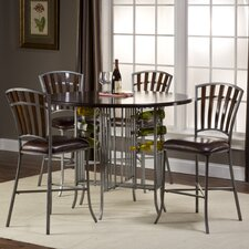 <strong>Hillsdale Furniture</strong> Sarasota Counter Height Dining Table