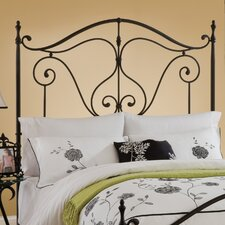 Caffrey Wrought Iron Headboard
