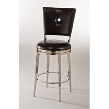 <strong>Hillsdale Furniture</strong> Montbrook Swivel Vinyl Stool