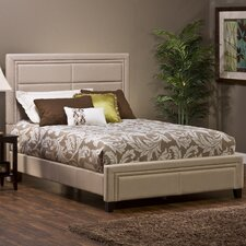 Kiki California King Panel Bed